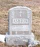 Profile photo:  Gertrude F. <I>Allen</I> Ashton