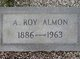Profile photo:  A. Roy Almon