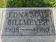 Profile photo:  Edna Mae <I>Handy</I> Billmeyer