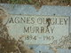 Profile photo:  Agnes <I>Quigley</I> Murray