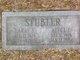 Alyce Laura <I>Heary</I> Stubler