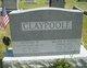 Profile photo:  Majel <I>Evans</I> Claypoole