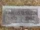 PFC Carlos D Smith