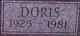 Doris Merlyn <I>Grinnell</I> Josoff