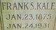 Frank Smith Kale