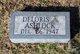 Deloris A Ashlock