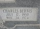 Charles Bernis Dickey