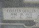 Colleen <I>Quillin</I> Dickey