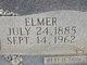 Elmer Dickey
