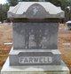 "Profile photo:  America ""Minnie"" <I>Main</I> Farwell"