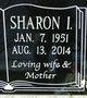 Sharon Ilene Boyd