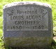 Rev Louis August Grotheer