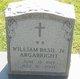 """William Basil """"WB"""" Argabright, Jr"""