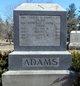 Profile photo:  Florence M Adams