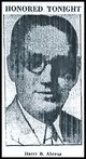 Profile photo: SMN Harry B. Ahrens
