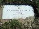 Caroline F. <I>Pontelandolfo</I> Conte
