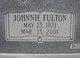Profile photo:  Johnnie Fulton Gurnsey