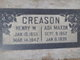 Profile photo:  Ada <I>Maxon</I> Creason