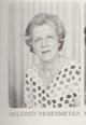 Profile photo:  Mildred Bebermeyer