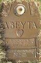 Profile photo:  Benjamin B. Abeyta