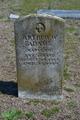 Pvt Arthur W Adams