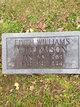 Edith <I>Williams</I> Williamson