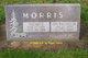 """Synthia Elizabeth """"Lizzie"""" <I>Scruggs</I> Morris"""