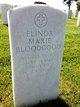 Elinor Marie <I>Mueller</I> Bloodgood Riggles