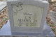 Profile photo:  C. A. Adams Jr.