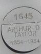Arthur D Taylor