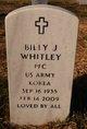 Profile photo:  Billy J Whitley