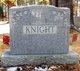 "Profile photo:  Elizabeth Anne ""Betty"" <I>Bragg</I> Knight"