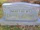 William W Matthews
