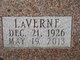 Profile photo:  LaVerne Cole