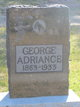 George Adriance