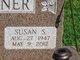 Susan <I>Sharbaugh</I> Garner