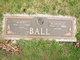 Blanche Henrietta <I>Wolfe</I> Ball