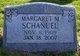 Margaret M. <I>Ripplinger</I> Schanuel