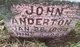 John Anderton