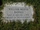 William Melvin Barnes