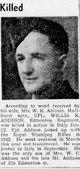Profile photo: Corp Willis Keeton Addison