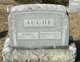 "Martha ""Jennie"" <I>Peck</I> Aughe"