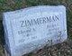 Elwood A Zimmerman