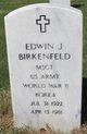 Profile photo:  Edwin J Birkenfeld