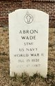 Profile photo:  Abron Wade