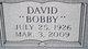 "David Robert ""Bobby"" Abel, Jr"