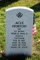 Profile photo:  Acle Horton