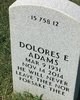 Profile photo:  Dolores E Adams
