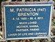 "M. Patricia ""Pat"" Brenton"