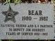 Bear K-9 Deputy